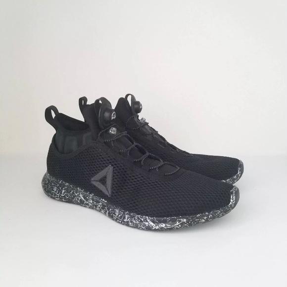 Reebok Shoes   Pump Plus Night Mens
